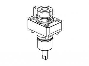 Oprawki napędzane proste oprawki napędzane kątowe głowice kątowe głowice frezarskie głowice do frezarek głowice wielowrzecionowe