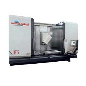 TML Technologie maszyny CNC obróbka metali narzędzia CNC szlifierki do narzędzi duże centra obróbcze RemaControl